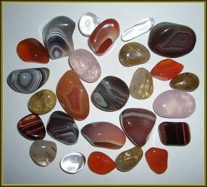 Агат камень Овна