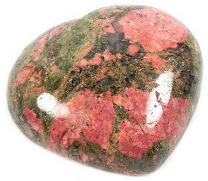 Унакит - камень Стрельца
